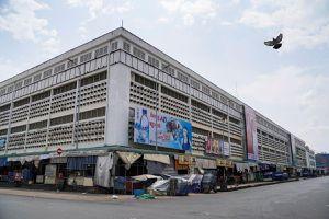Campuchia biến trung tâm tiệc cưới thành bệnh viện dã chiến
