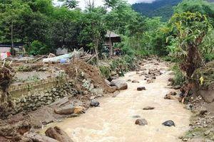 Sớm khắc phục thiệt hại nặng nề do mưa lớn tại các tỉnh phía Bắc