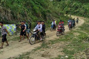 Marathon 'võng' ở vùng cao Quảng Ngãi