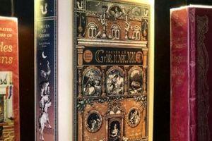Truyện cổ Grimm tiếp tục kể chuyện cổ tích cùng người Việt