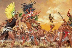 Chiến binh Aztec thiện chiến trải qua huấn luyện 'địa ngục' nào?