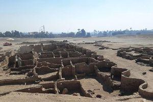 Tìm thấy 'thành phố vàng mất tích' 3.000 tuổi ở Ai Cập