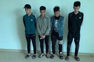 Hà Nội: Truy tìm nhóm thanh niên cầm hung khí náo loạn đường phố trong đêm