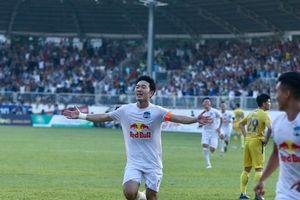 Siêu phẩm của Xuân Trường giúp HAGL đả bại Hà Nội FC