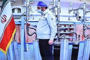 IAEA xác nhận Iran 'chơi lớn', làm giàu urani ở mức 60%