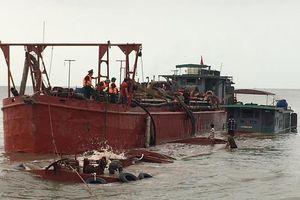 Cứu nạn thành công hai thuyền viên bị nạn trên vùng biển Cát Hải