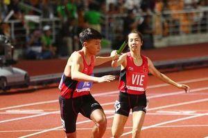 Cánh cửa Olympic khép lại với điền kinh Việt Nam