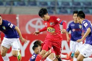 HAGL vs Hà Nội: Trận đấu 6 điểm