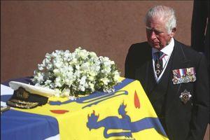 Lễ tang Hoàng thân Philip đã kết thúc