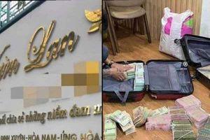 Vụ mua bán 'lan đột biến' ở Ứng Hòa: Chưa xác định dấu hiệu tội phạm