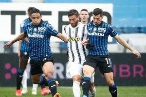 Vắng Ronaldo, Juventus nguy cơ văng khỏi top 4