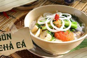 Học nấu bún chả cá Nha Trang ngon bất bại chiêu đãi cả nhà