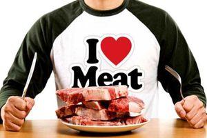 Ăn quá nhiều thịt tàn phá sức khỏe của bạn như thế nào