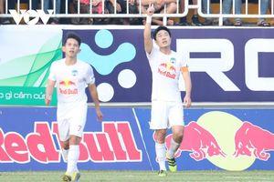 HAGL 1-0 Hà Nội: Xuân Trường lập siêu phẩm