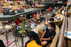 TP.HCM: Phát hiện 100 người dương tính ma túy trong quán bar