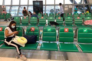 COVID-19: Thái Lan đình chỉ chuyến bay nội địa khung giờ ban đêm