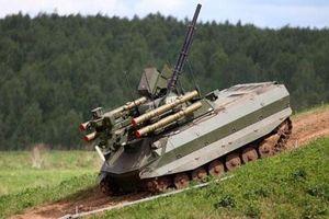 Quân đội Nga sẽ có đơn vị robot tấn công