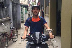 Nam sinh bị đâm khi bắt cướp tiệm vàng: 'Ai ở hoàn cảnh đó cũng làm như em'