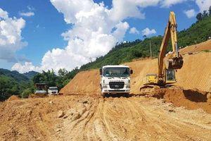 Những dự án đường bộ cấp bách nào nguy cơ chậm tiến độ?