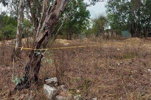 Rúng động vụ bé gái 5 tuổi nghi bị xâm hại và sát hại tại khu đất trống gần nhà