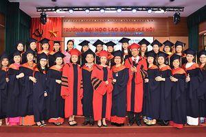 Trường Đại học Lao động – Xã hội bế giảng và trao bằng thạc sĩ niên khóa 2018-2020