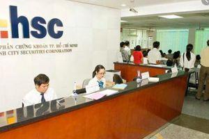 Chứng khoán HSC 'kiếm bẫm' từ tự doanh và môi giới, bán sạch một loạt blue-chips