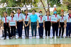 Giải cờ vua vận động cho học sinh tại huyện Tịnh Biên