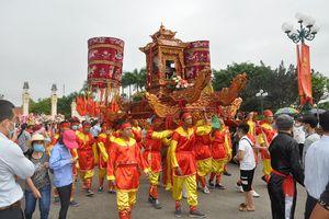 Tưng bừng khai hội truyền thống Bạch Đằng năm 2021