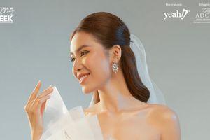 Minh Tú hóa cô dâu chuẩn bị cho 'lễ cưới chấn động'