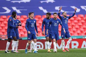 Phá tan mộng 'ăn bốn' của Man City, Chelsea vào chung kết FA Cup
