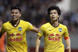Đại chiến HAGL vs Hà Nội FC: Công Phượng lại giúp HAGL bay cao?