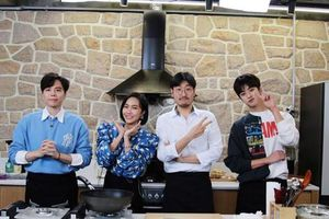 Diệu Nhi lại hóa fangirl 'u mê' khi đối mặt với trai đẹp Kim Min Kyu trong 'Ăn Đi Rồi Kể'