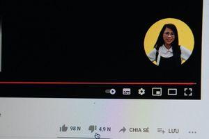 Clip mới của Thơ Nguyễn nhận hàng ngàn dislike