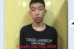 Vụ HS bị đâm tử vong ở TP Nam Định: Bắt được nghi phạm chính Nguyễn Gia Huy