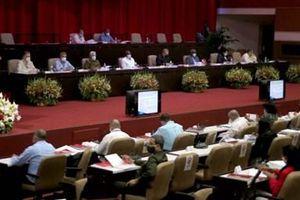 Đại hội lần thứ VIII Đảng Cộng sản Cuba thông qua các văn kiện Đại hội