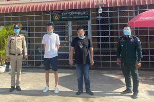 Campuchia bắt 2 người Trung Quốc vi phạm lệnh chống dịch