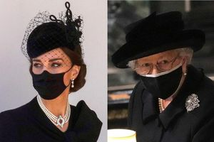 Những món trang sức tưởng nhớ Hoàng thân Philip tại tang lễ