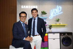 Quách Thái Công và dàn sao Việt 'chấm điểm' loạt sản phẩm Samsung