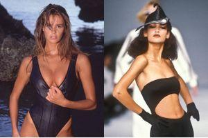 10 siêu mẫu từng thống trị làng thời trang thế giới