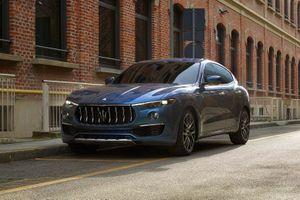 Maserati ra mắt Levante Hybrid, mạnh 330 mã lực