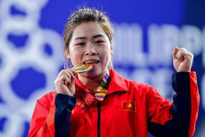 Hoàng Thị Duyên rộng cửa dự Olympic Tokyo