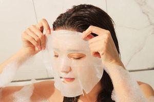 7 bước đắp mặt nạ để tránh lãng phí