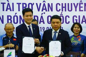 Đội tuyển Quốc gia Việt Nam nhận được tài trợ vận chuyển trong 3 năm