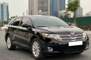 Toyota triệu hồi hơn 370.000 xe Venza trên toàn cầu do lỗi túi khí