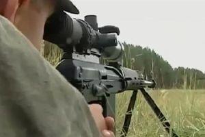 'Súng bắn tỉa Nga xuyên thủng áo giáp tốt nhất'