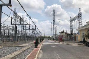 Đóng điện công trình TBA số đầu tiên tại Việt Nam
