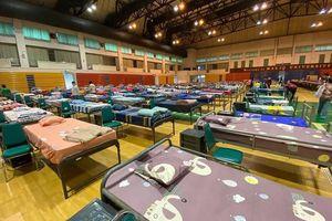 Hệ thống y tế Thái Lan có nguy cơ quá tải