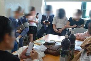 10 người lớn, 6 trẻ em sinh hoạt 'Hội thánh Đức Chúa Trời Mẹ' trái phép trong chung cư