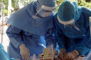 Chiều 19-4, thêm 6 ca mắc Covid-19 tại TP HCM, Tây Ninh, Phú Yên và Yên Bái