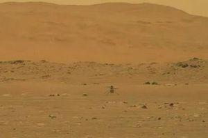 Trực thăng của NASA bay thành công trên sao Hỏa